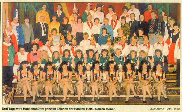 Hankau Helau 1989