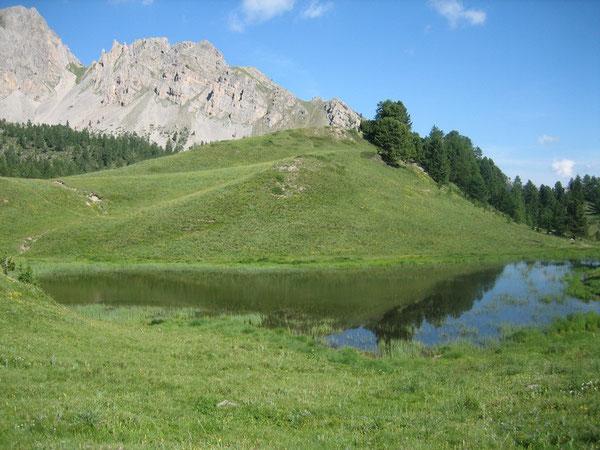 Lac des Prés-Soubeyrand ou Lac miroir