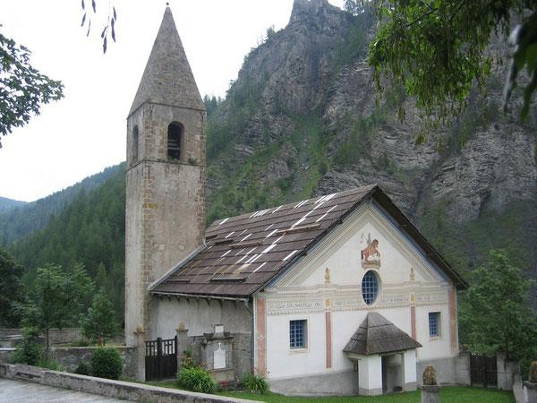 Eglise de St-Dalmas-le-Selvage
