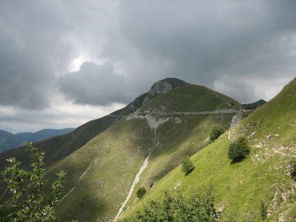 Pointe de Ventabren, Cime de la Gonella