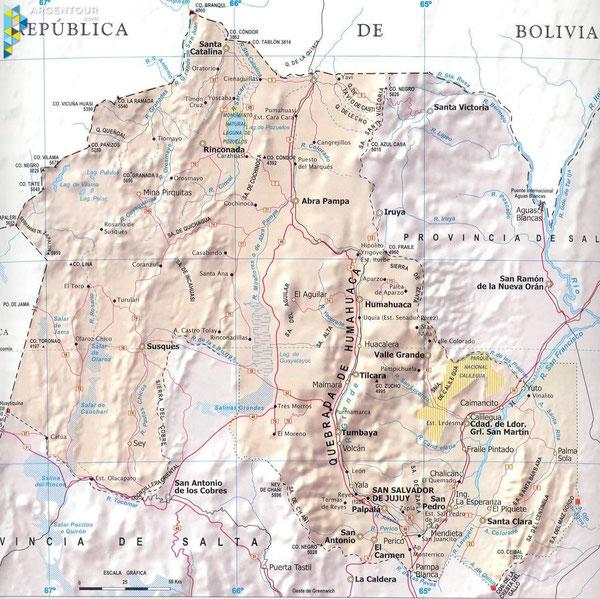 Province de Jujuy