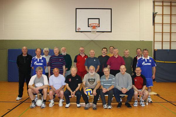 Männer 60+ und Ü50 Volleyball 2011