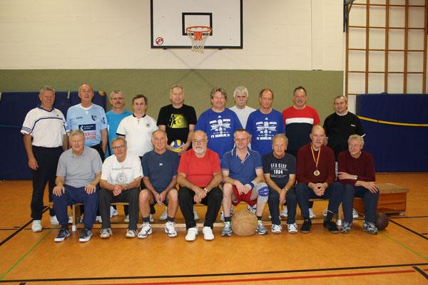 Männer 60+ und Ü50 Volleyball 2012
