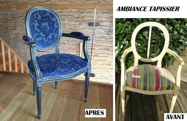 relooking meuble site de renovation fauteuil. Black Bedroom Furniture Sets. Home Design Ideas