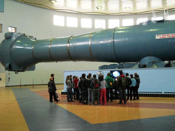 Поездка 15 мая 2011 года в Звёздный городок. Центр подготовки космонавтов.