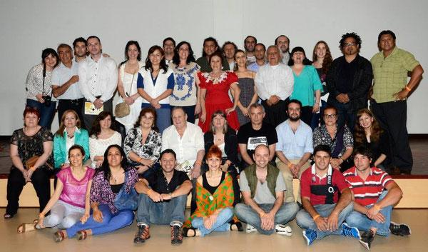 Cirre encuentro Regional UNESCO Rio Hondo