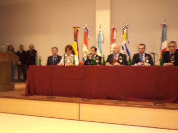Inauguración a cargo Sr. Gobernador de Santiago del Estero, representantes de Autoridades Nacionales y Unesco Montevideo