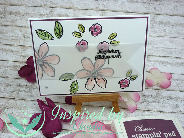 "Stempelset ""Garden in Bloom"" Stampin' Up!"