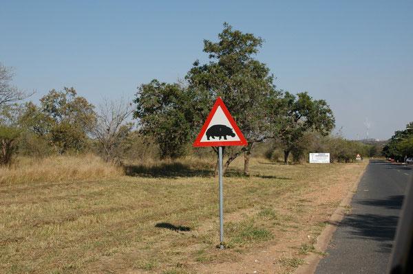 Paese che vai cartelli che trovi..Mai provato a farci un frontale?