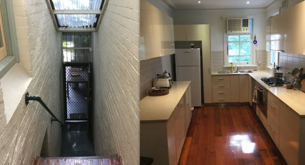 How an inner west couple pulled off a perfect renovation