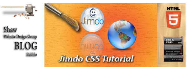 Jimdo css tutorial will take you for a ride on the CSS3 , HTM5 Wave