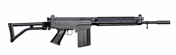 FAL Version Para Commando. Foto FN Herstal