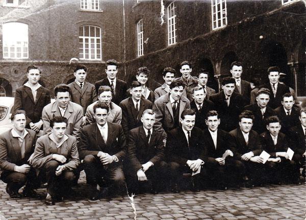 Jahrgang 1961 - 62