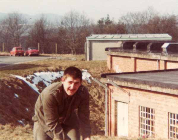 Korporal Edgar Drösch