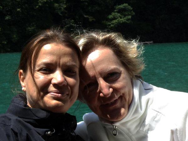 Blog:  Interview mit Claudia Lanzinger und Birgit Kayser