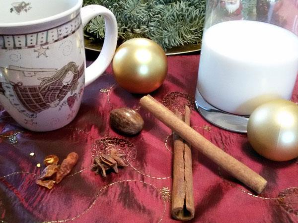 Blog:  wärmendes Getränk im Winter