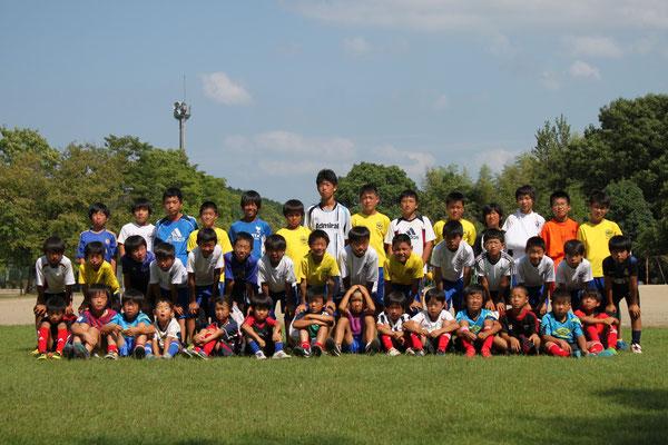 島田Jr&勝間田FC
