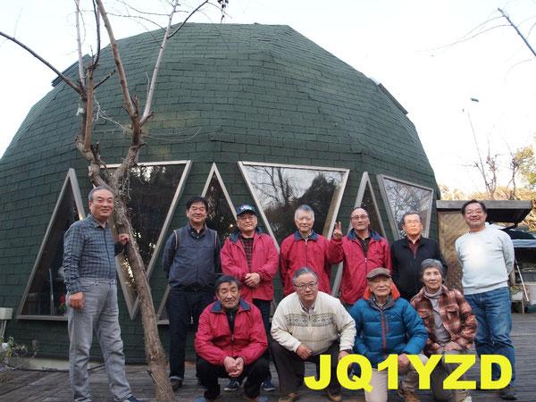 8J1TMC/1 土浦市 県立青年の家  一斉運用