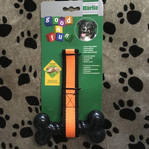 Hunde Spielzeug mit Wurfschlaufe