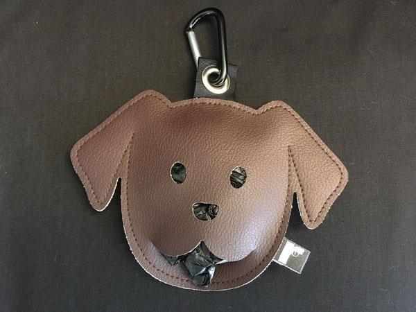 Anhänger für Kotbeutel - bei Shopping for Animals zu ergattern!