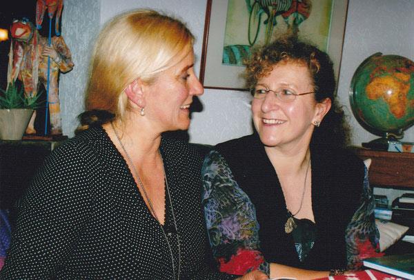 Jutta und Claudia Engelhardt