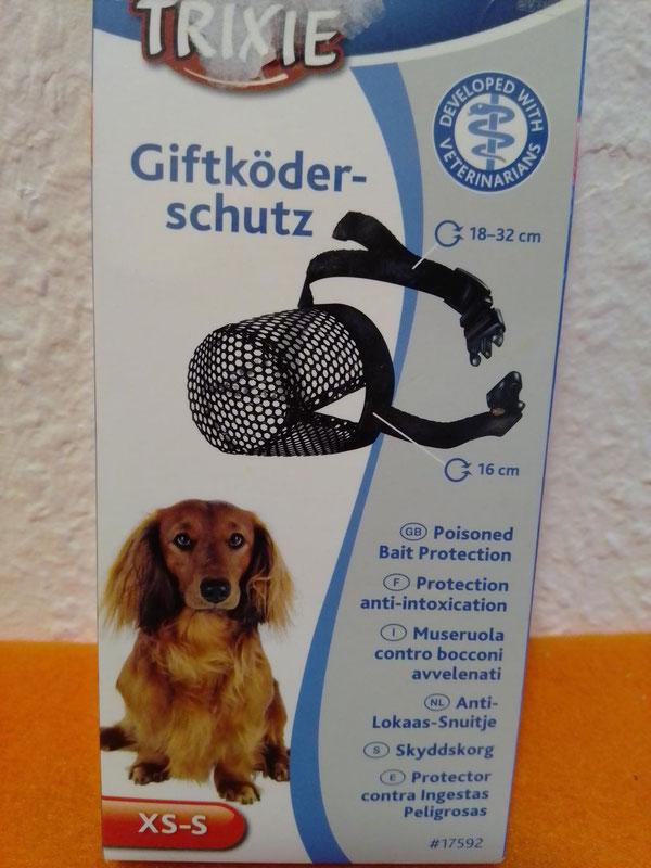 Giftköder Schutz für kleine Hunde