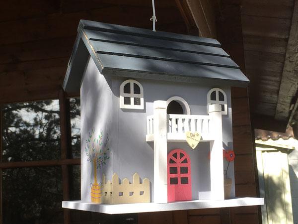 Ein neues Piepmatz-Eigenheim - bereit für den Erstbezug