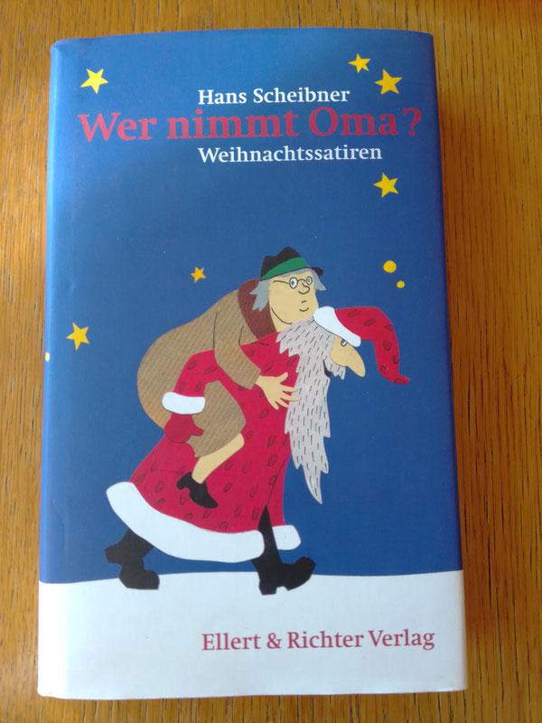 """Buch: """"Wer nimmt Oma"""""""