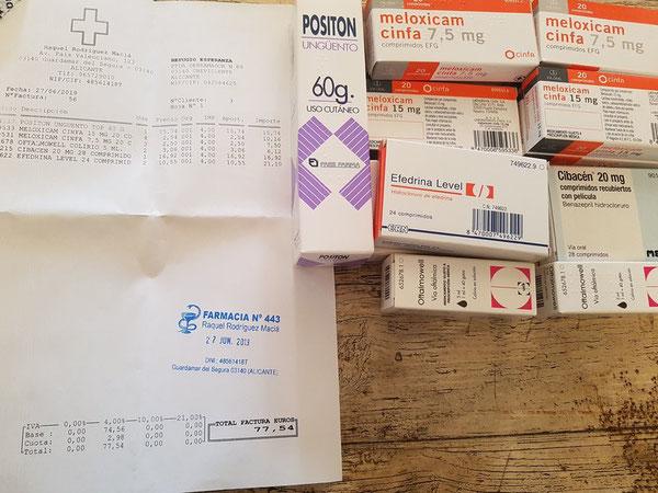 Medikamentenkauf Apotheke