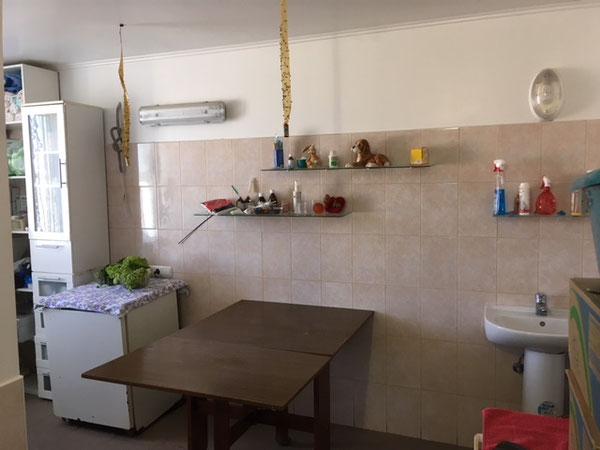 Das Tierarztzimmer