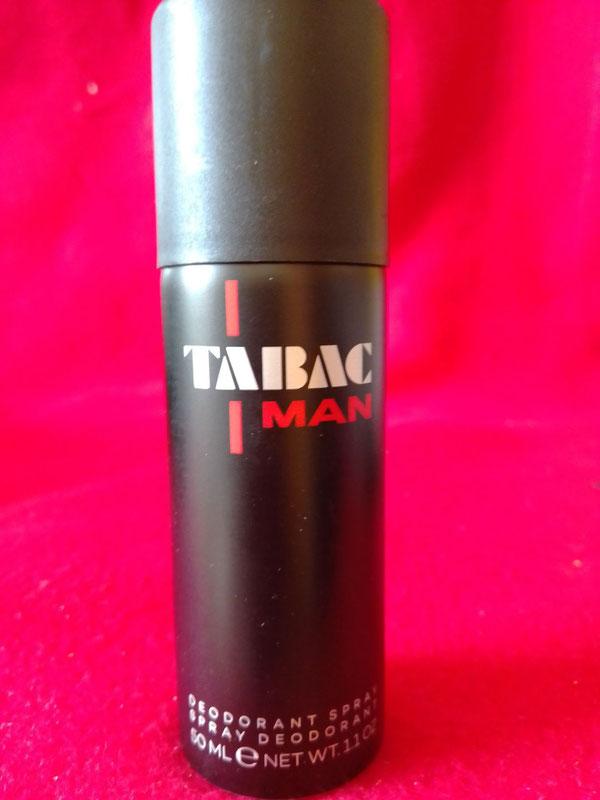 Tabac Man, Herren Deospray, Reisegröße 50 ml  (2,-- € + Porto)