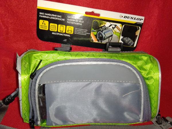 Fahrradtasche für den Lenker mit Handyfach  (11,-- € + Porto)