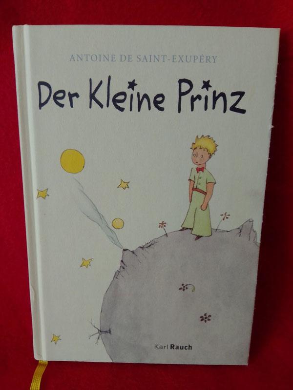 Buch:  Der kleine Prinz