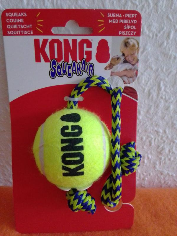 Kong Wurfball mit Seil