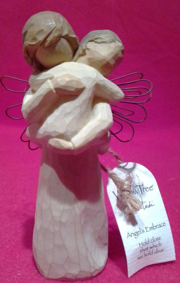 "Willow Tree Figur ""Angel's Embrace"""
