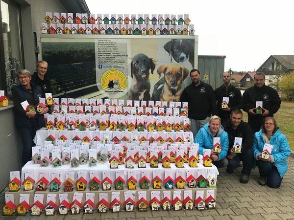 Die Spendenaktion der Tierhilfe Hoffnung eV