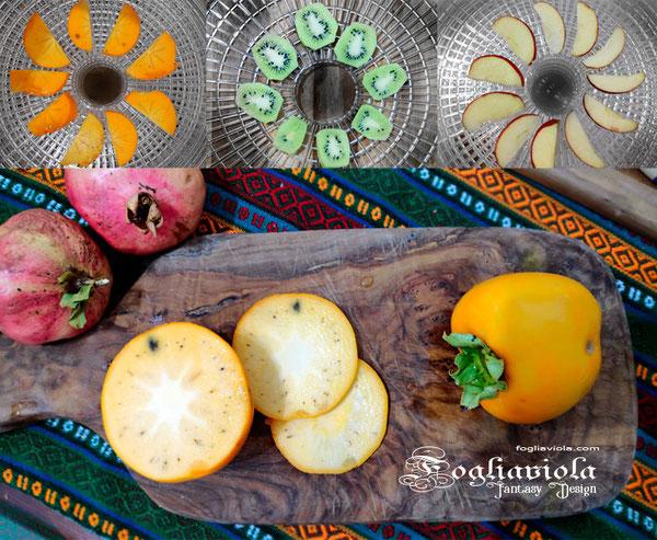 consigli su come essiccare frutta e verdura
