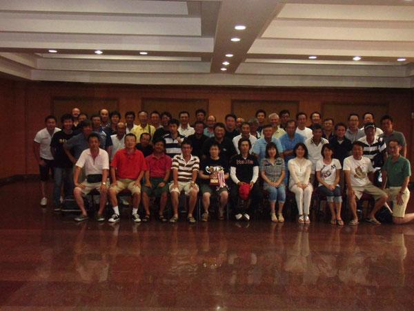 バンガロール日本人会ゴルフ写真館(第270回)