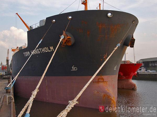 Fotos Bremen Hafen Hafenbilder aus Bremen Überseestadt Kaffee Hag Getreidespeicher Gröpelingen Schiffsbilder