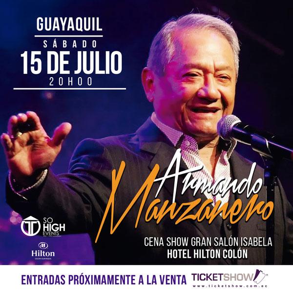 ARMANDO MANZANERO GUAYQUIL ECUADOR
