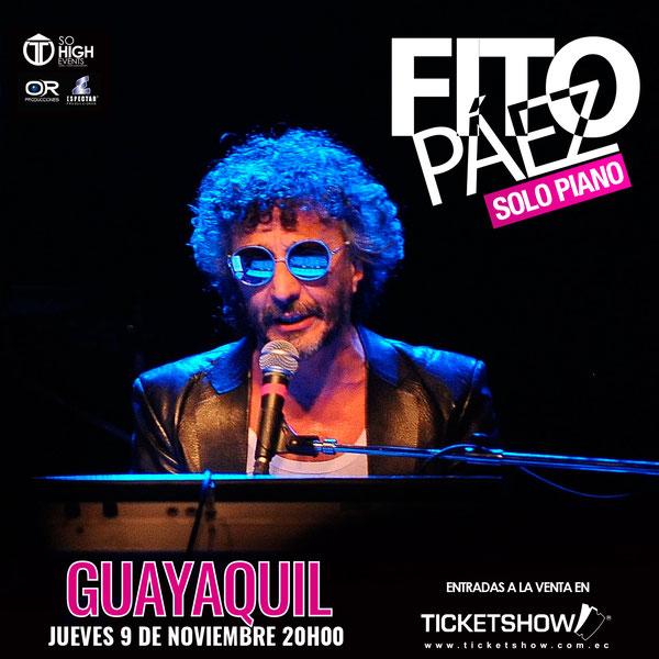 Fito Páez Guayaquil