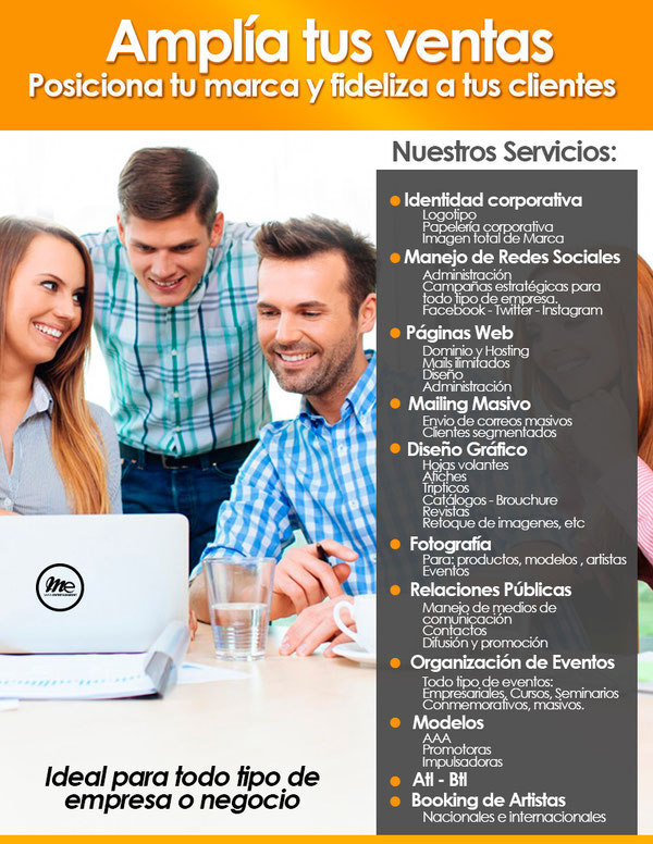 MIRA ENTERTAINMENT PUBLICIDAD QUITO ECUADOR  PUBLICIDAD DISEÑO GRAFICO PAGINAS WEB MAILING MASIVO FOTOGRAFIA ARTISTAS RELACIONES PUBLICAS IDENTIDAD CORPORATIVA