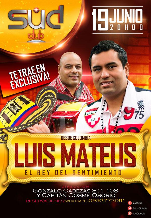 LUIS MATEUS EN EL #SUDCLUB