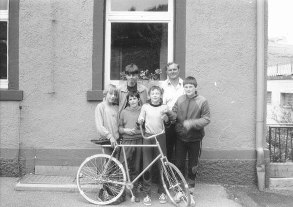 1. Radball Bild 1985