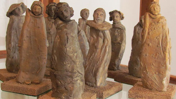 Francine Ménard sculpteure