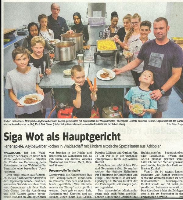 Kochen in Waldaschaff