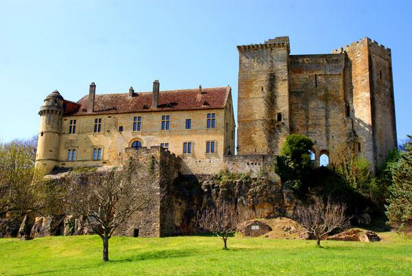 Le Château d'Excideuil