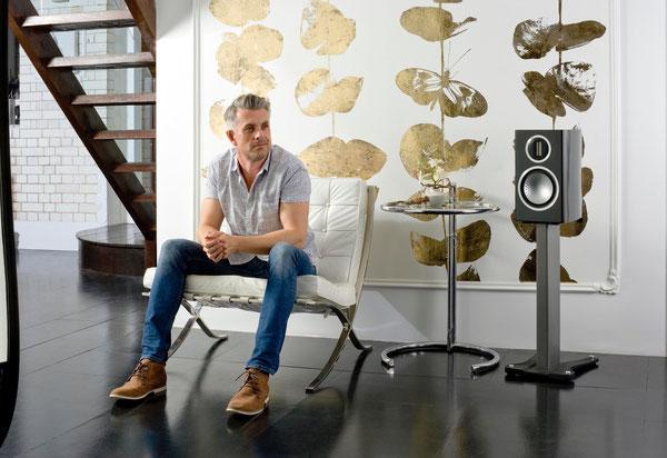 Portrait: HiFi ist nicht alles - Der Mensch dahinter / Markus Pajonk von Monitor Audio / Foto: Monitor Audio