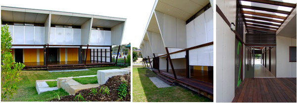 An architect designed, environmentally friendly facility for the community