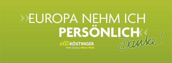 58 688 Vorzugsstimmen für Elli Köstinger